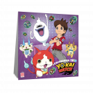 Calendrier 2018 || Yo-Kai Watch
