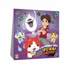 Yo-Kai Watch - Calendrier 2018