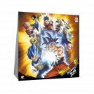 Calendrier 2019 || Dragon Ball Super