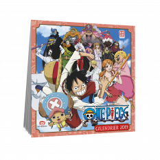 One Piece - Calendrier 2019