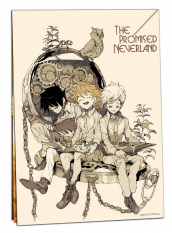 The Promised Neverland - Calendrier 2020
