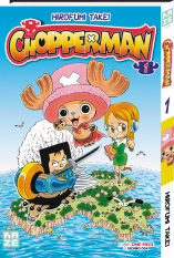 Chopperman - Tome 1