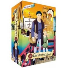 CHRISTOPHE COLOMB - LA SERIE TV 4 DVD - COFFRET 2/2