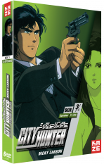 City Hunter - Box 3/4