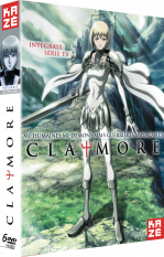 Claymore - Intégrale