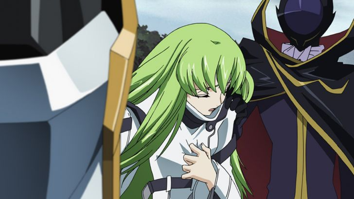 Saison 1, BOX collector 2/3 - Code Geass