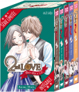 Coffret     2nd Love - Once upon a Lie