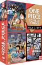 Coffret films 7 à 9 || One Piece