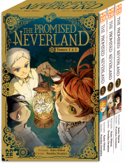 The Promised Neverland - Coffret T01 à 03