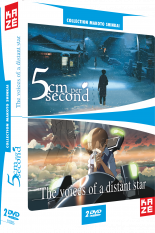 Makoto Shinkai - Collection 2 films