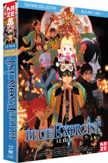 Blue Exorcist - Film, édition collector