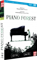 Piano Forest - Combo Collector DVD & Blu-Ray
