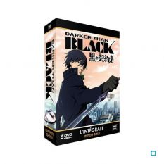 DARKER THAN BLACK - INTEGRALE - EDITION GOLD 5 DVD