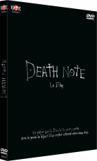 Death Note - Film 1 - édition simple DVD