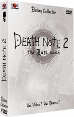 Death Note - Film 2, édition collector