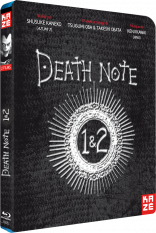Death Note - Films 1 & 2
