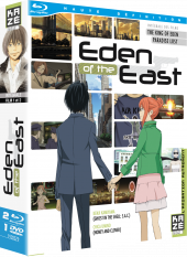 Eden of the East - Films 1&2