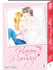 Happy Marriage ?! 4 - Edition double
