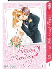 Happy Marriage ?! 5 - Edition double