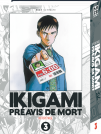 Edition double || Ikigami 3