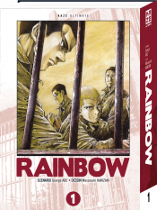 Rainbow 1 - Edition triple