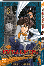 Embalming - Tome 3