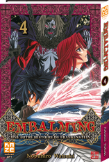 Embalming - Tome 4