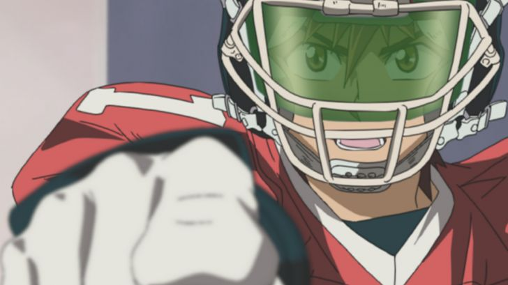 Eyeshield 21 - Saison 1, Box 1/4