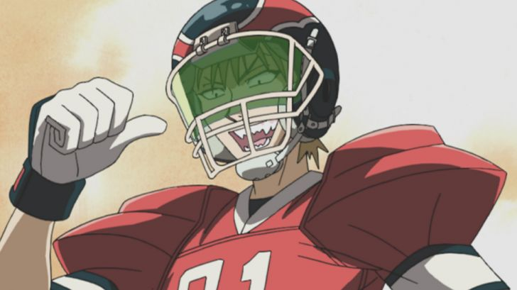 Eyeshield 21 - Saison 1, Box 2/4