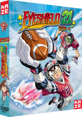Eyeshield 21 - Saison 1, Box 4/4