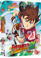 Eyeshield 21 - Saison 1, Box 1/4 (1ère edition)