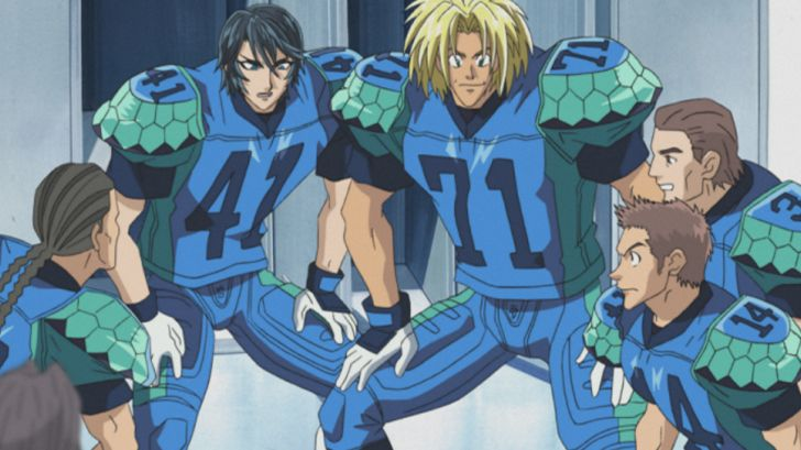 Eyeshield 21 - Saison 2, Box 1/4
