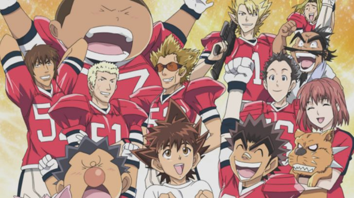 Eyeshield 21 - Saison 2, Box 2/4