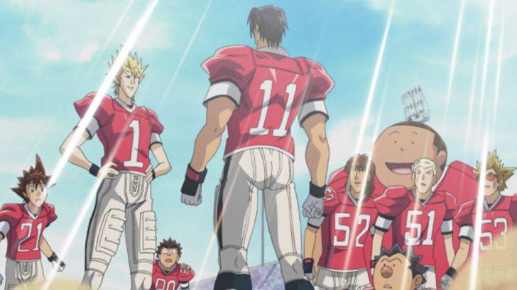 Eyeshield 21 - Saison 2, Box 3/4