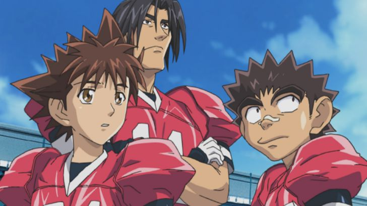 Eyeshield 21 - Saison 2, Box 4/4