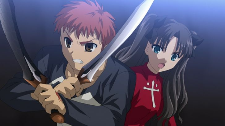 Fate Stay Night - Box 2/2