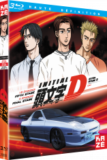 Initial D - Fifth Stage + Sixth Stage + Extra Stage 2