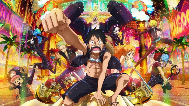 One Piece - Film 12 Combo Collector