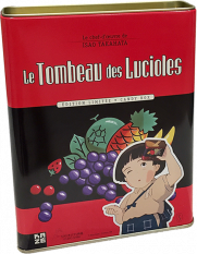 Le Tombeau Des Lucioles - Film Combo Collector Candy Box