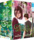Film, combo collector + Roman + Manga || The Garden of Words