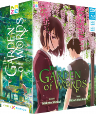 The Garden of Words - Film, combo collector + Roman + Manga