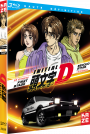 First stage + Second stage || Initial D