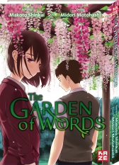 Garden of Word - Manga One Shot