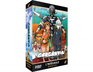 GARGANTIA - INTEGRALE + OAVS - EDITION 3 DVD GOLD