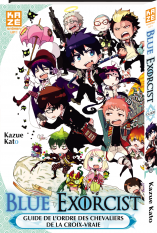 Blue Exorcist - Guide Book