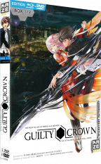 Guilty Crown - Box 1/2