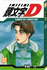 Initial D - Tome 11