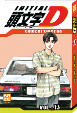 Initial D - Tome 13