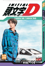 Initial D - Tome 14