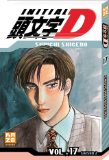 Initial D - Tome 17